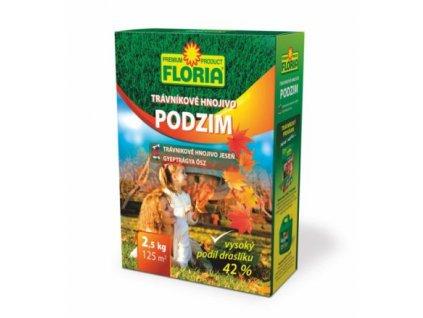 Trávníkové hnojivo PODZIM 2,5kg