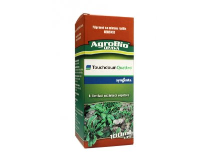 Touchdown Quattro 100ml 004064