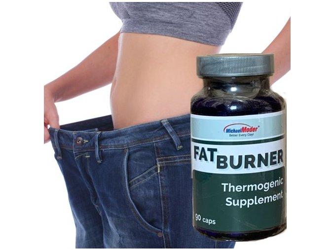 Odbourávač tuku - Fat Burner - redukce tuku - hubnutí - rýsování - termogenní spalovač