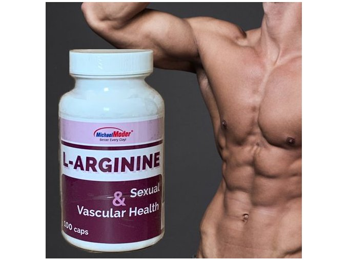 L-Arginin - výkon a energie