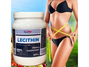 Lecitin - hubnutí, detoxikace