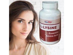 L-Lysine - podpora imunitního systému, pomáhá proti oparům