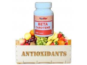 Beta Carotene - Betakaroten - Antioxidant