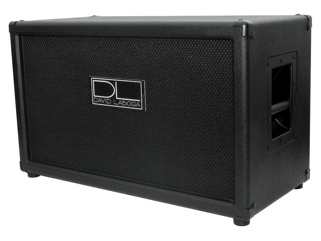 DL David Laboga - DL212FS-PS-PRO  kytarový reprobox 2x 12 | Celestion Vintage 30 + G12 K100 | 120W | 16 ohmů