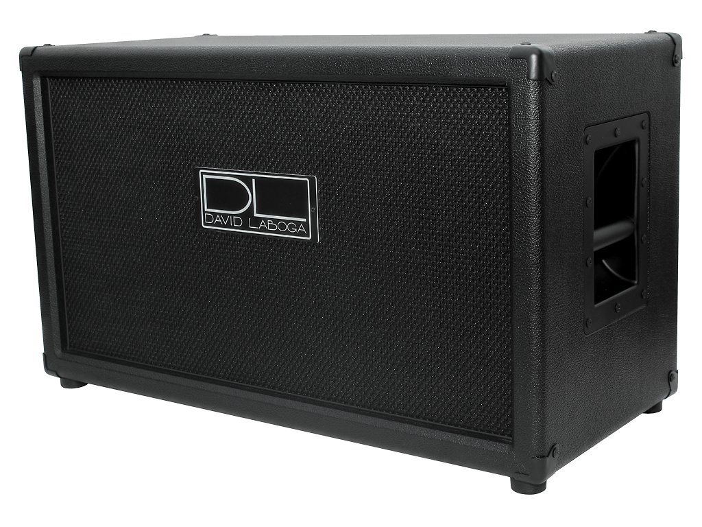 DL David Laboga - DL212TH Tight  zakázkový kytarový reprobox 2x 12