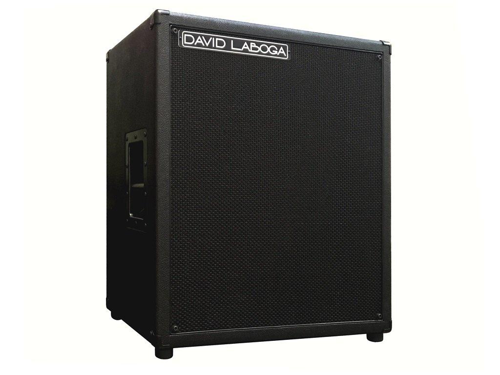 DL David Laboga - DL410BCH Chameleon  zakázkový baskytarový reprobox 4x 10