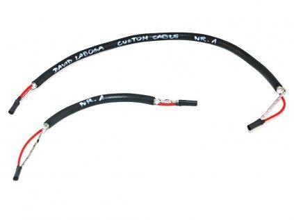 DL David Laboga - NR.1 series  interní kytarový kabel