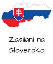 Zasílání na Slovensko informace zde