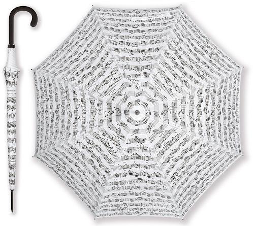 Hudební deštníky