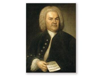 Motiv Bach