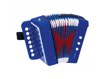 Hudební dárky s motivem harmoniky či akordeonu