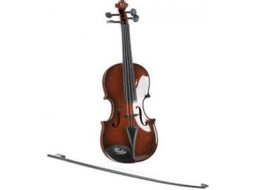 Hudební dárky s motivem houslí nebo violy