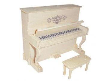 Hudební dárky s motivem klavíru
