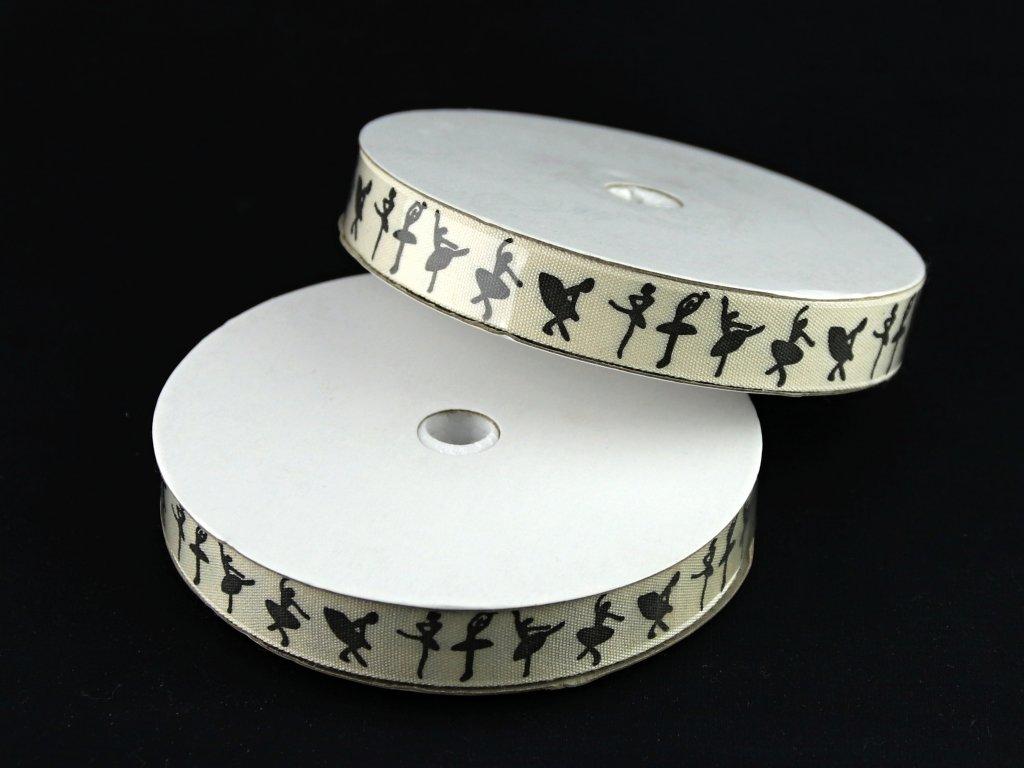 Hudební bavlněné stuhy a washi pásky