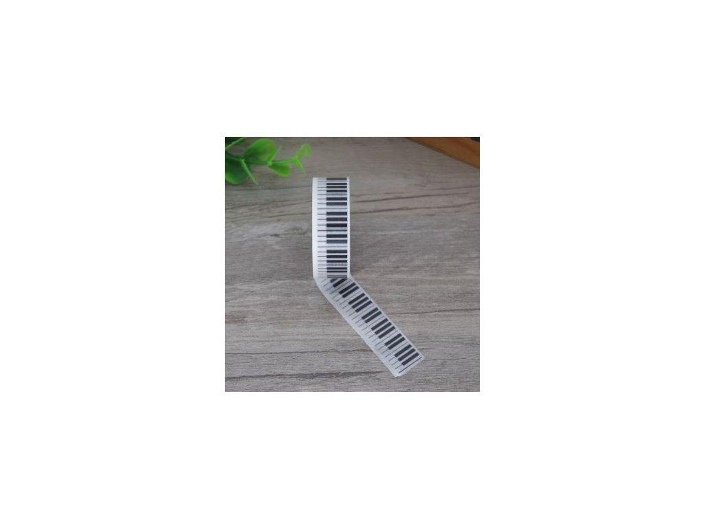 Washi páska s klaviaturou - HUDEBNIKUM.CZ e744ec054e