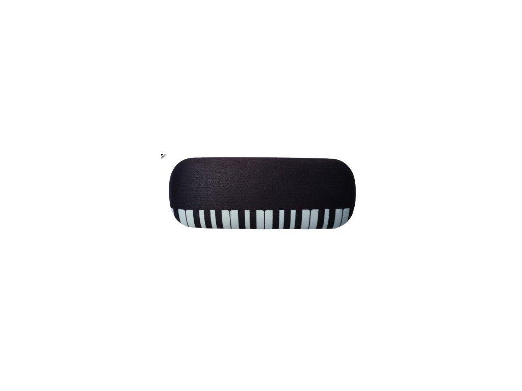 box na brýle s klaviaturou