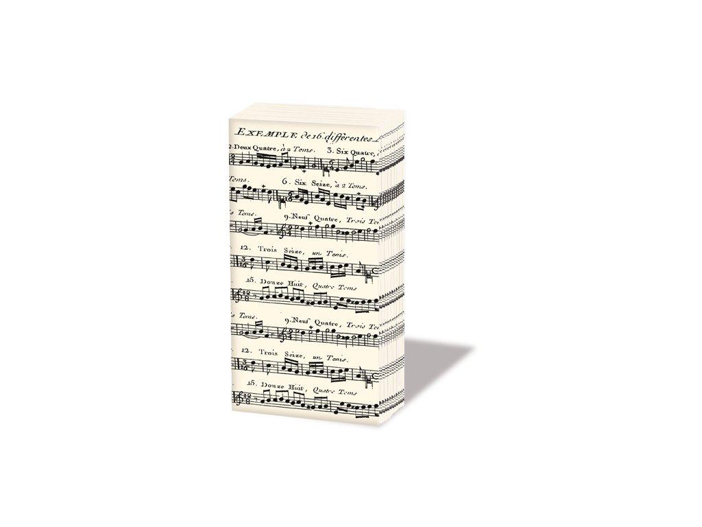 Papírové kapesníčky ANDANTE