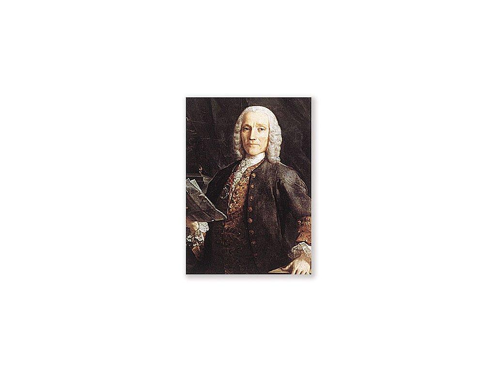 pohlednice scarlatti portret