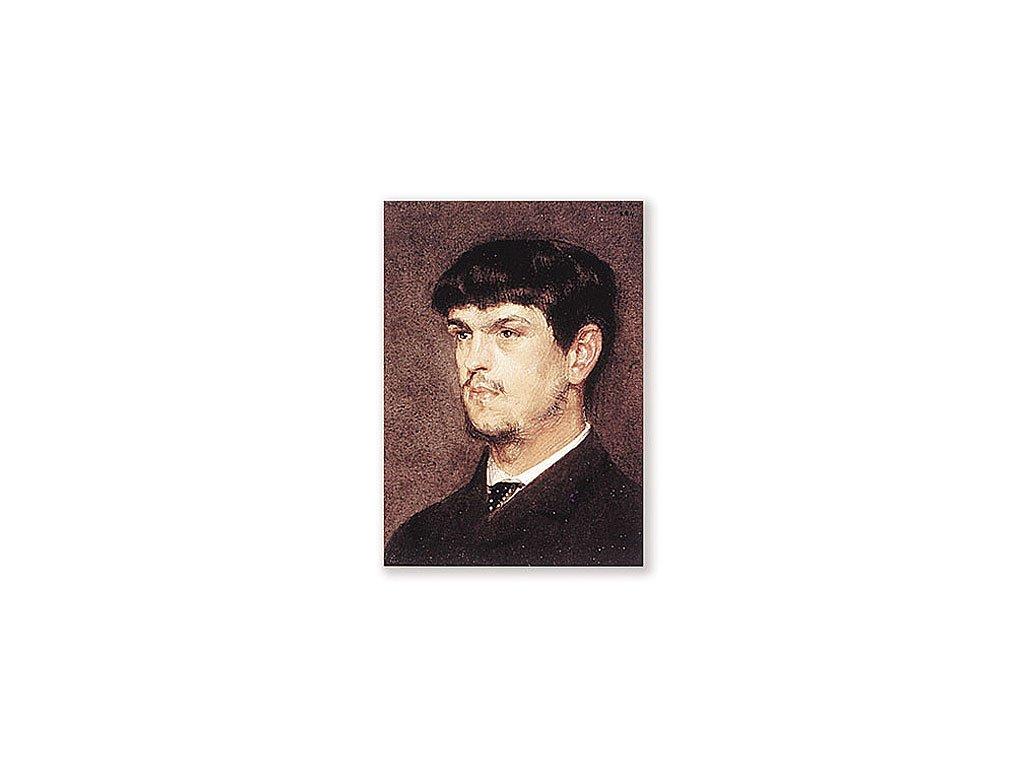 pohlednice Debussy