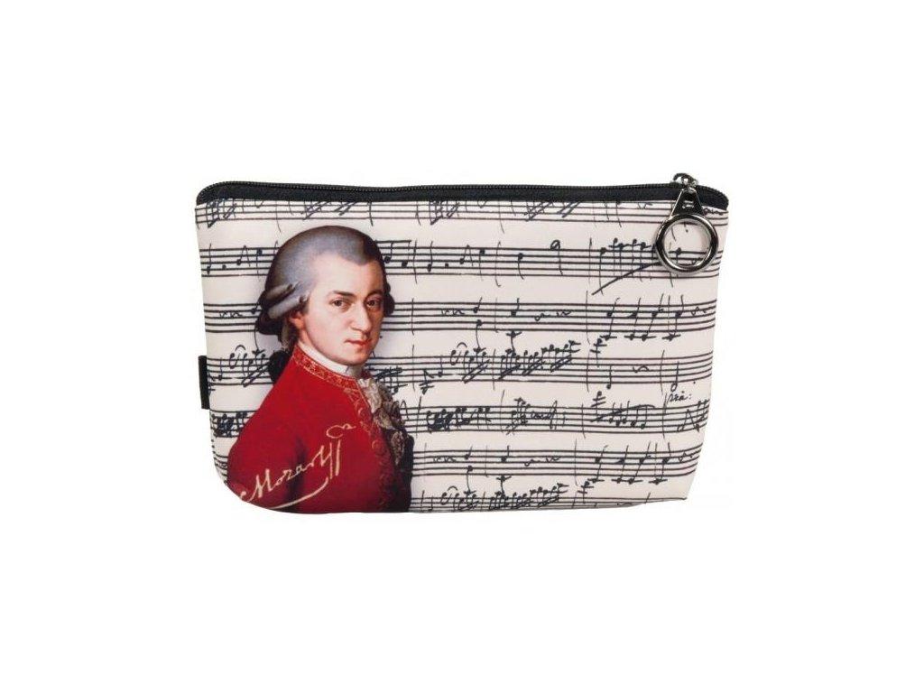 kosmetická taštička Mozart, hudební skladatel