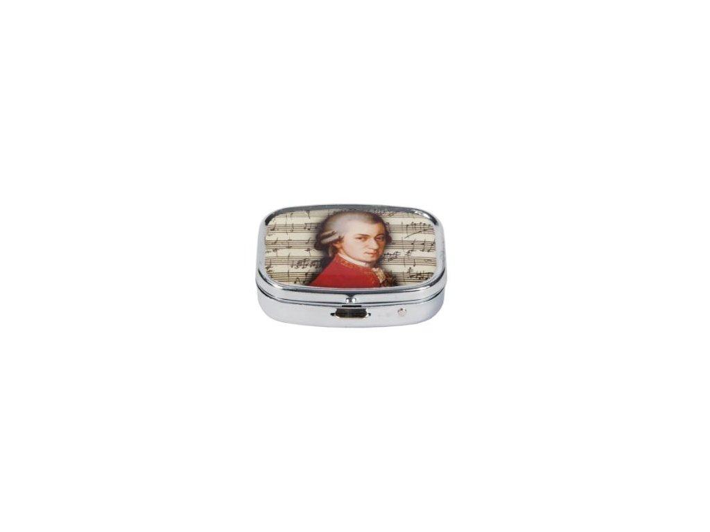 lékovka Mozart, hudební skladatel