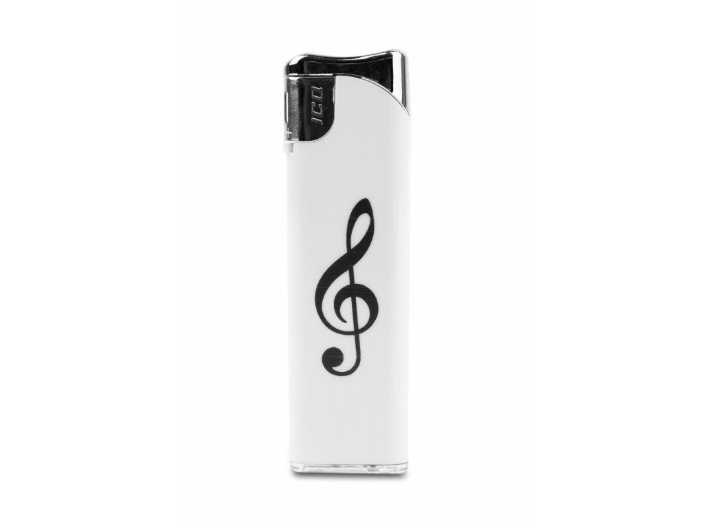 Zapalovač houslový klíč (2)