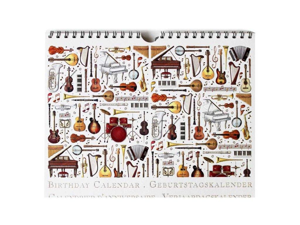hudební kalendář