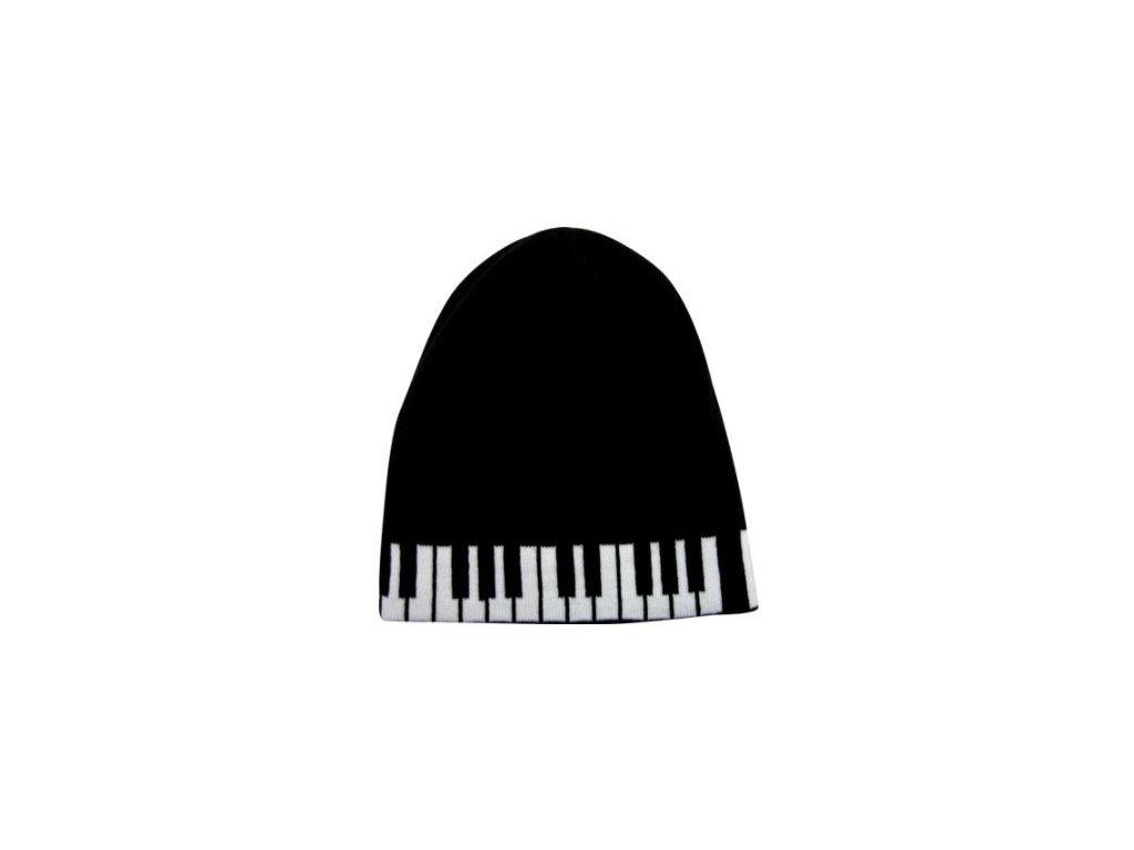 čepice klaviatura