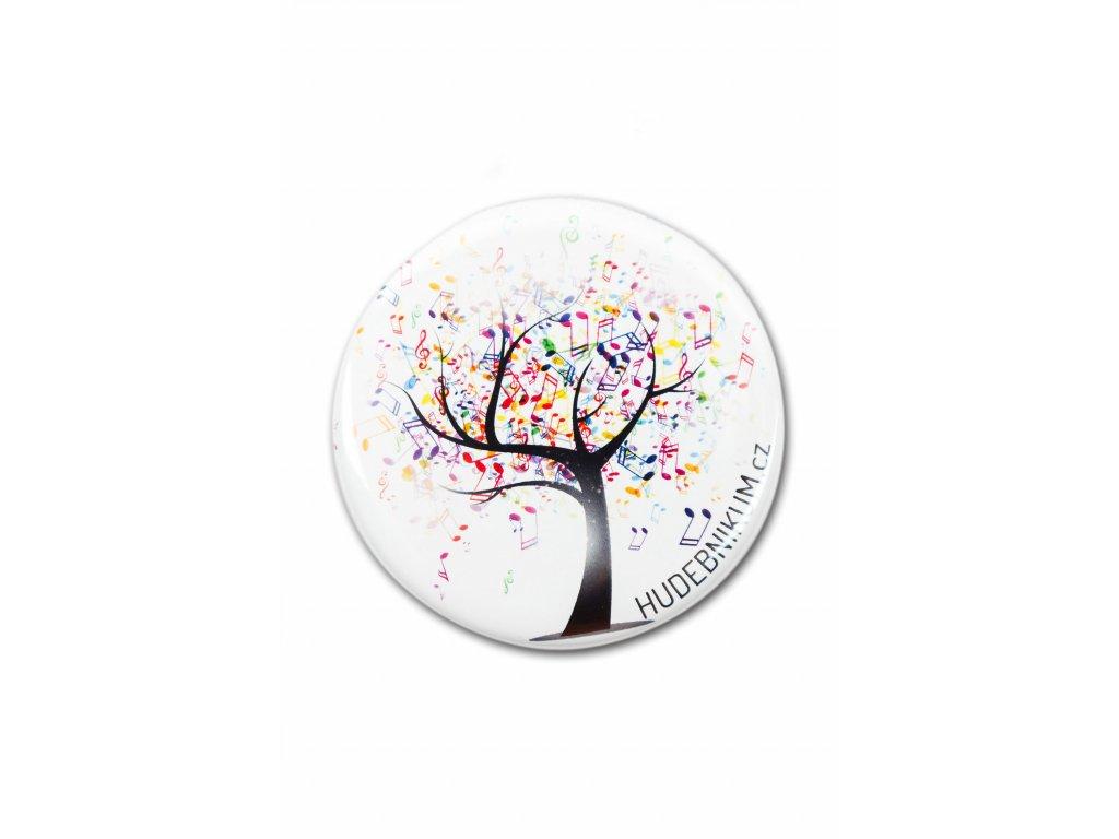 placka Hudební strom