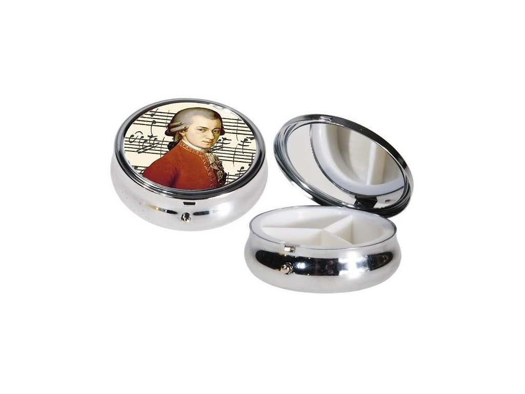 lékovka Mozart kulatá