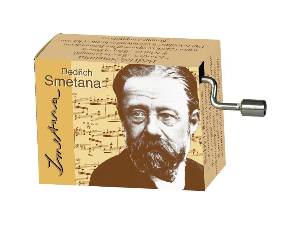 hrací skříňka Bedřich Smetana