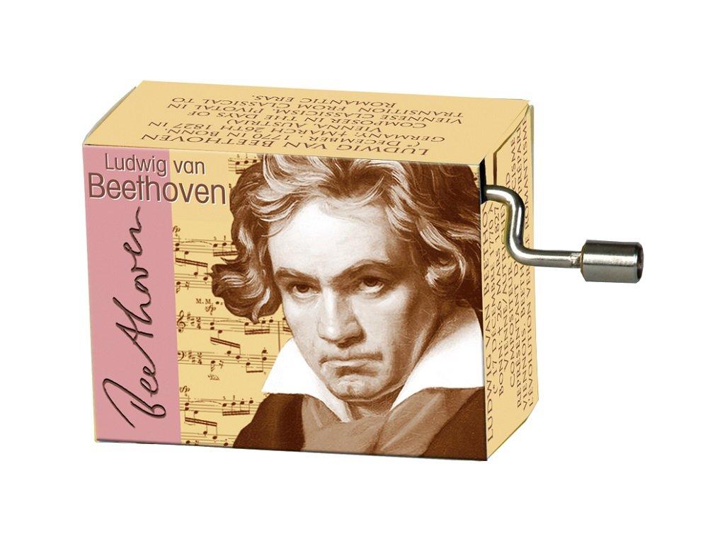 hrací skříňka L. v. Beethoven