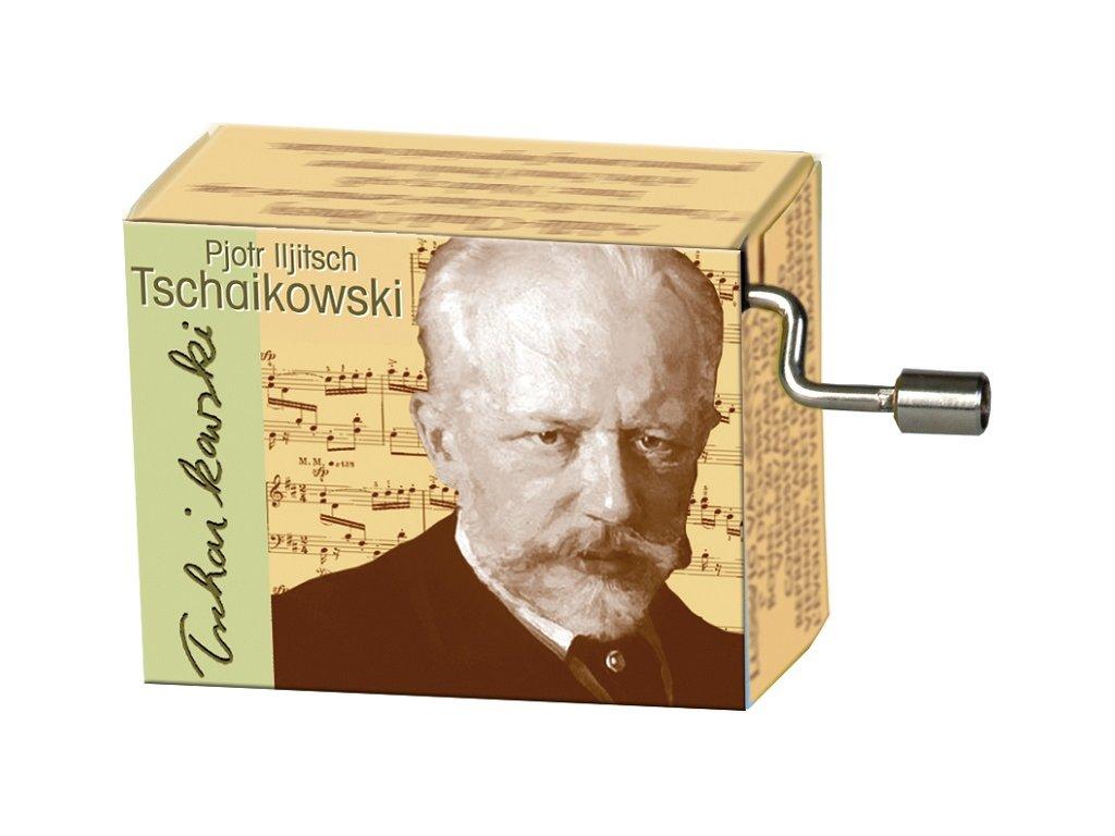 hrací skříňka P. I. Tschaikowski