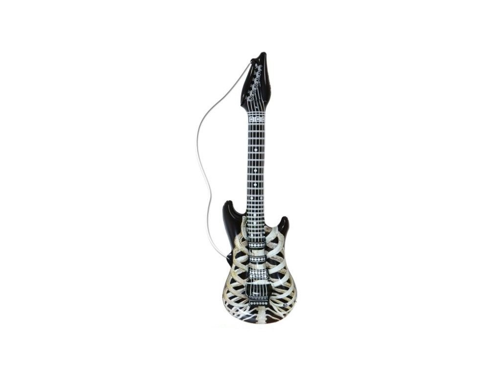Nafukovací kytary kostra