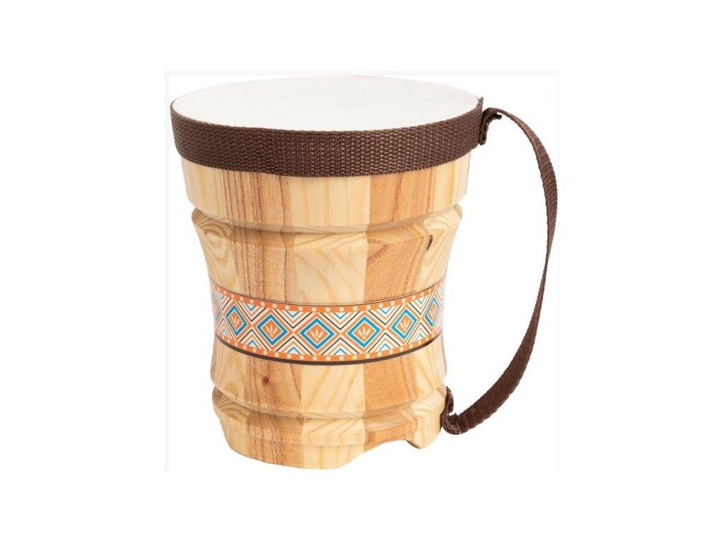 dřevěné bongo