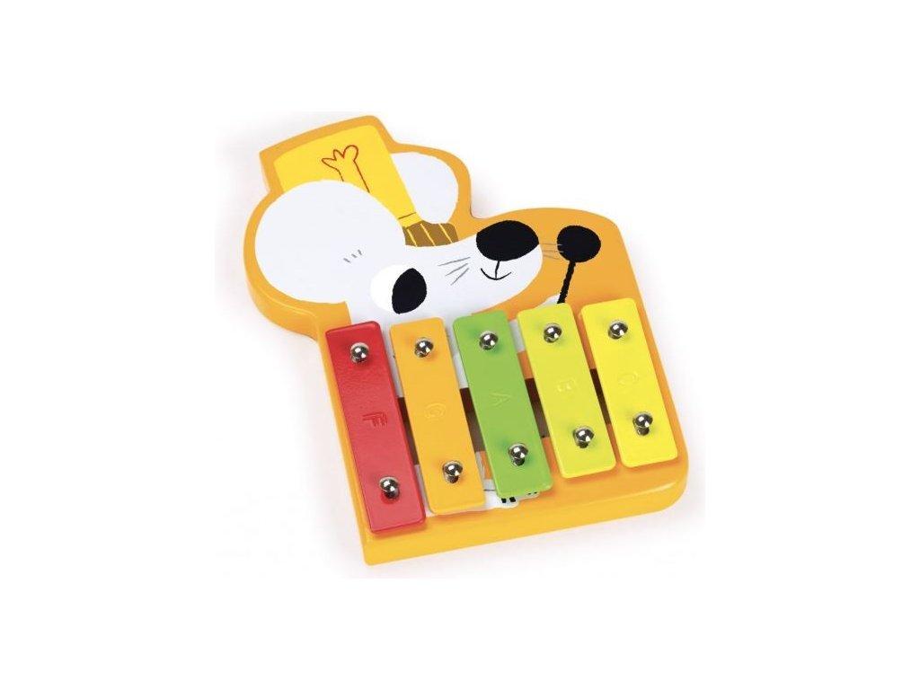 xylofon myšák