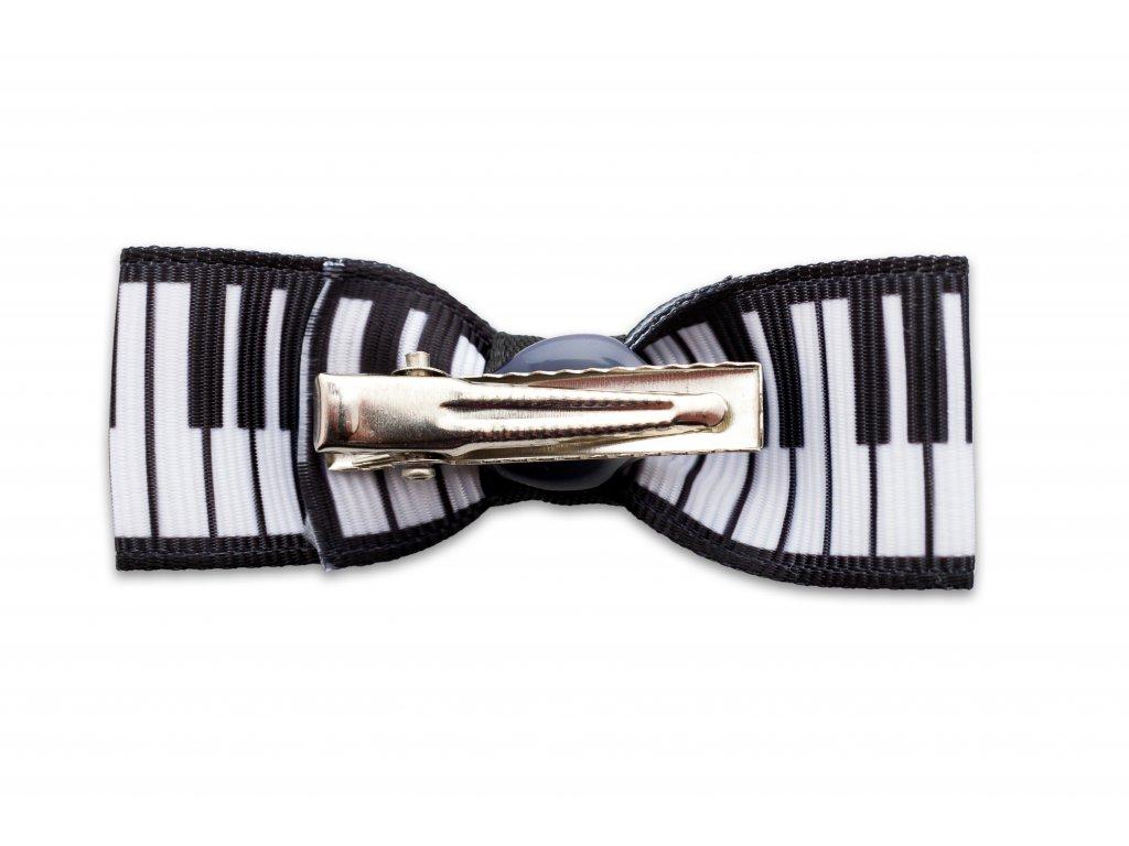 klip do vlasů klaviatura