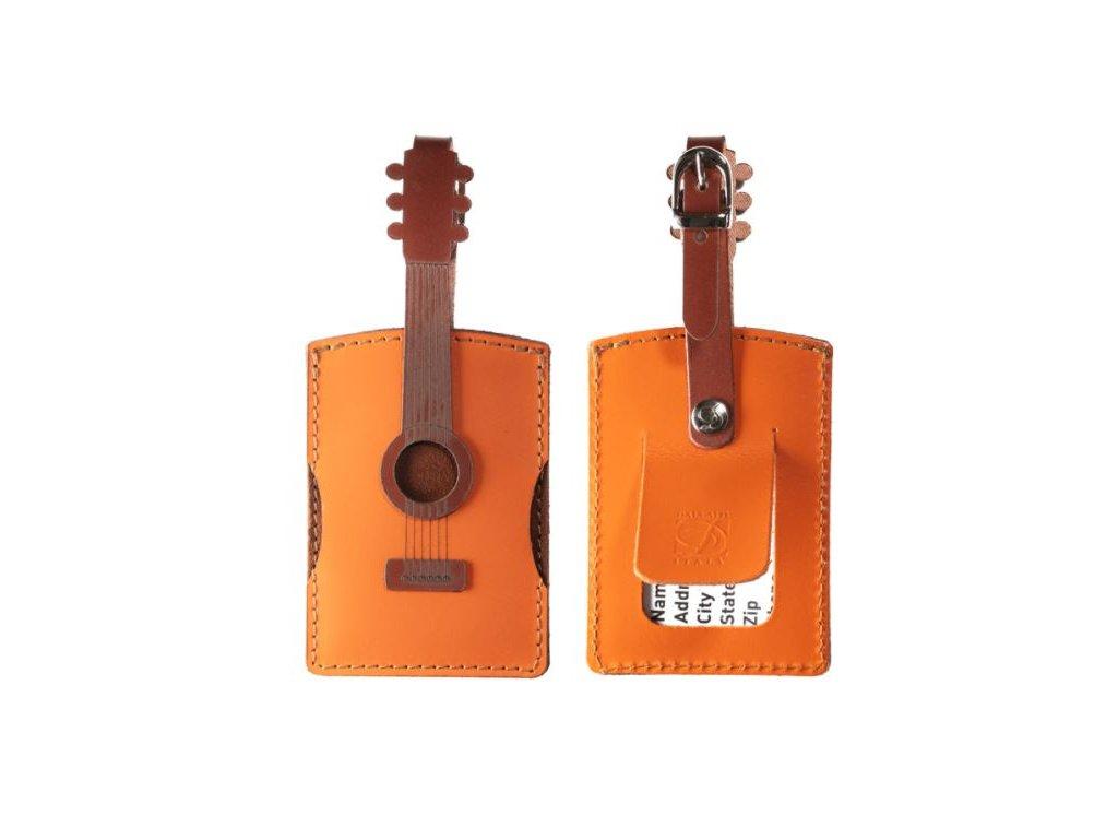 Jmenovka na kurf Klasická kytara