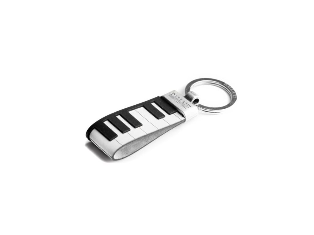 Klíčenka klaviatura