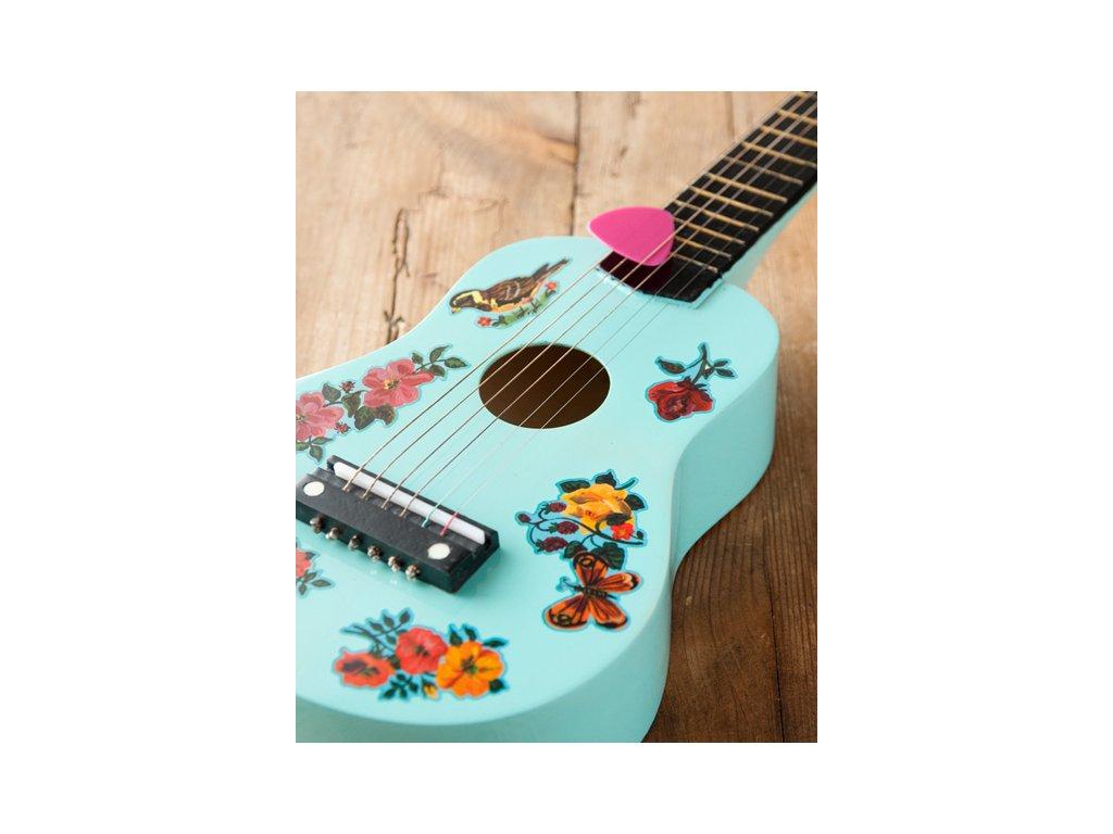 Dětská kytara Nathalie Lété