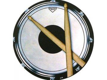 podložka pod hrnek bicí