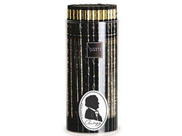Tužka dřevěná WAGNER černá