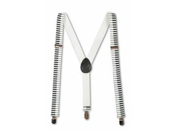 Kšandy/šle s klaviaturou