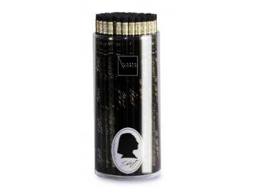 Dřevěná tužka Liszt černá