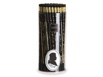Tužka dřevěná Mozart černá