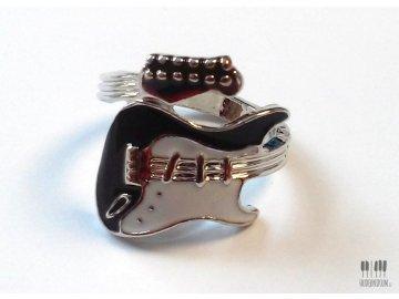 prsten elektrická kytara