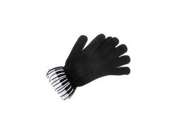 pletené rukavice klaviatura