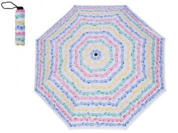 Deštník PARTITURA BACH barevný, skládací