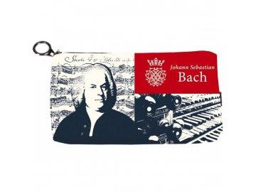 kosmetická taštička Bach, hudební skladatel