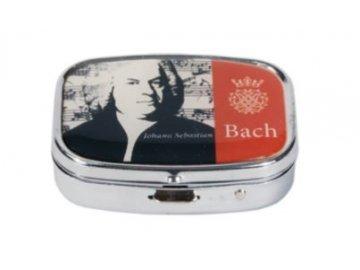 lékovka Bach, hudební skladatel